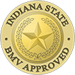 Indiana State BMV Approved